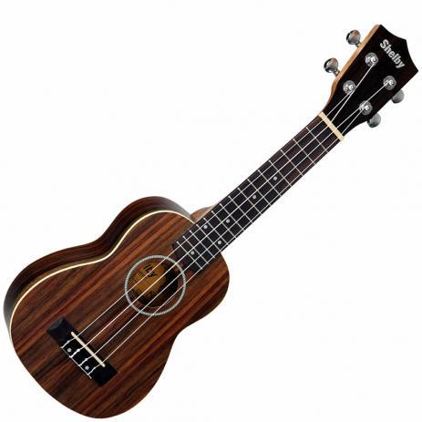 ukulele shelby soprano jacaranda