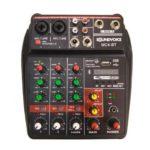 mesa de som soundvoice mc4