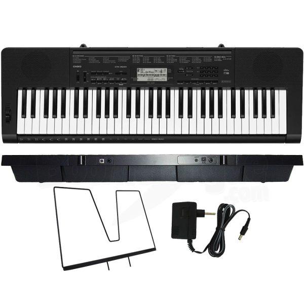 teclado ctk 3500