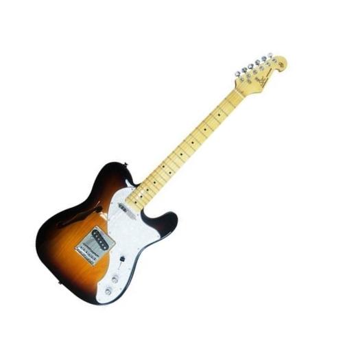 guitarra sx tele acustica